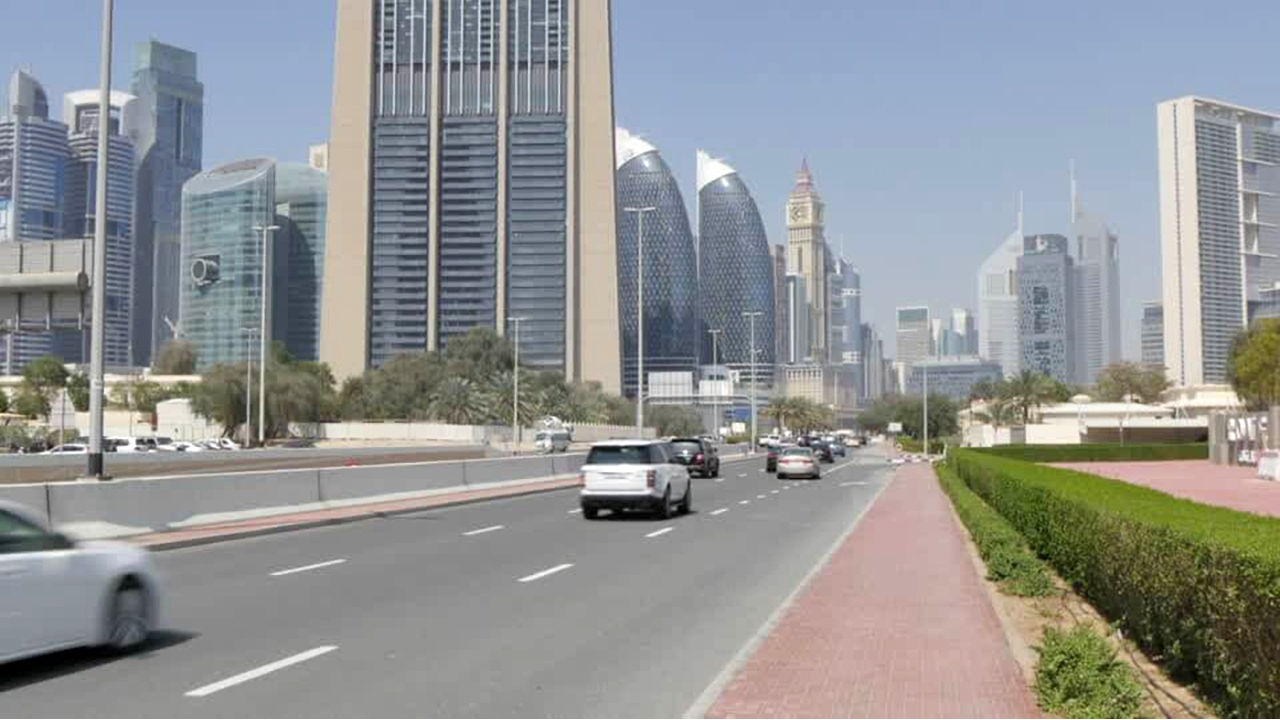 There's no recession: Dubai's residents are just moving to new