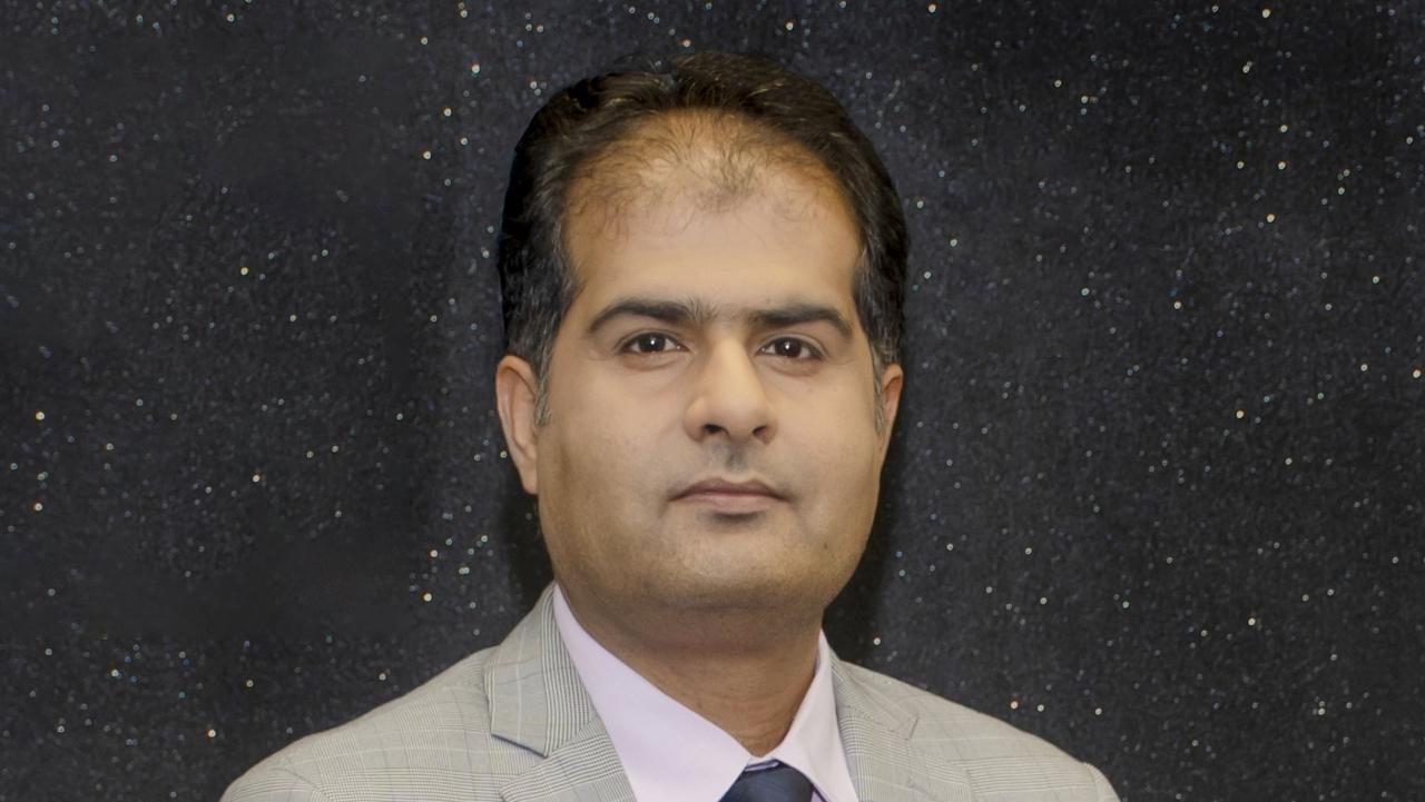 Syed Ansar Abbas